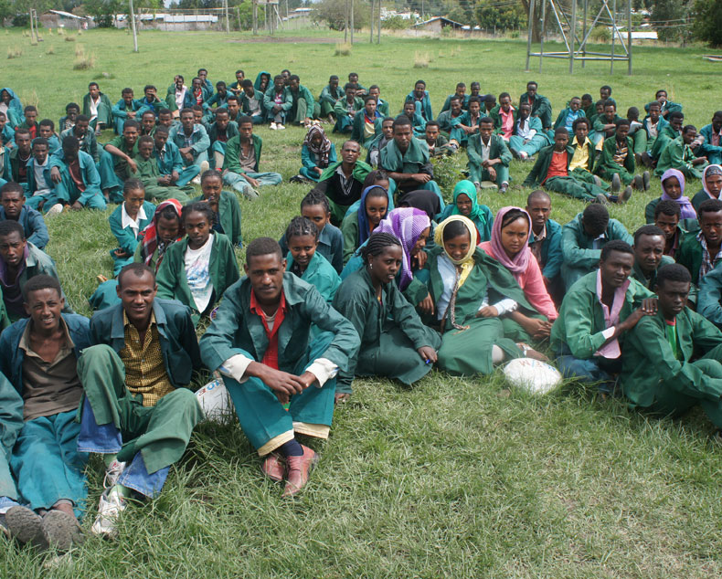Student health Education in Ethiopia