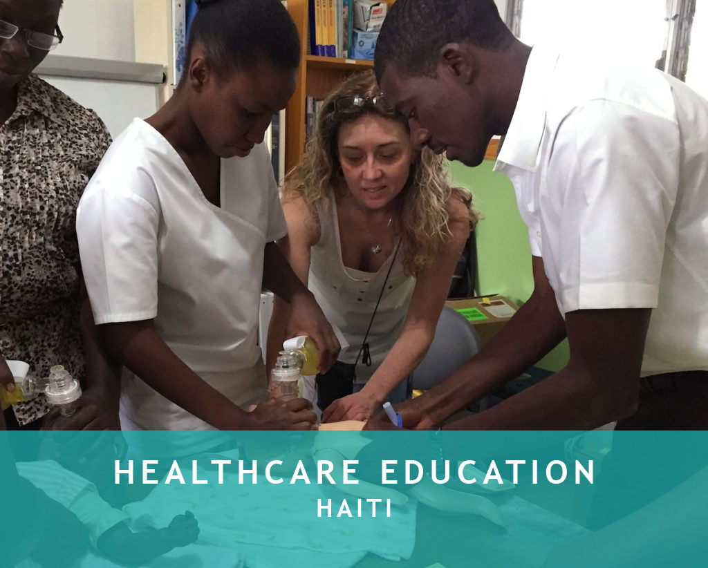 Haiti Healthcare Education