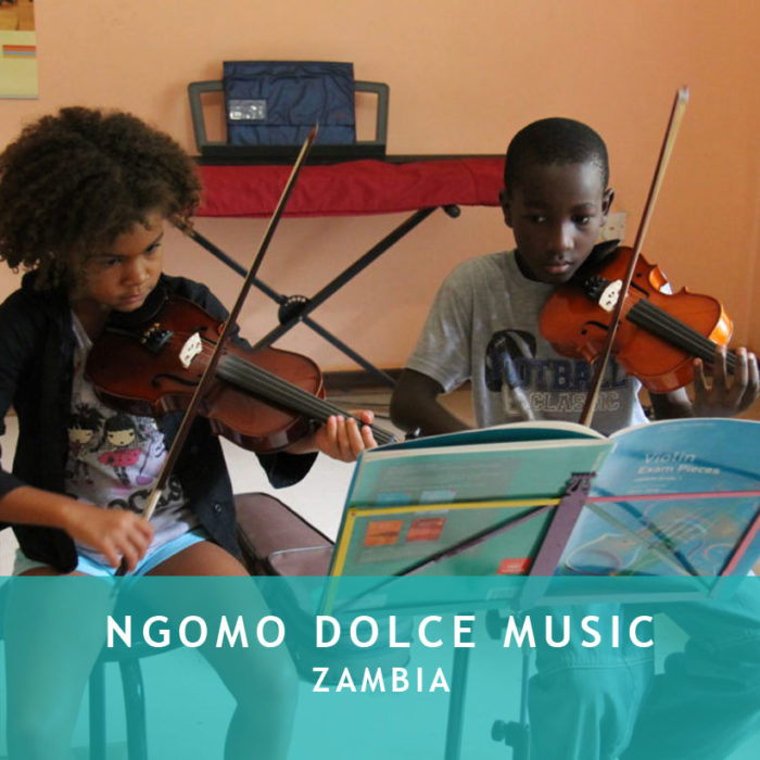 Ngomo Dolce Music School