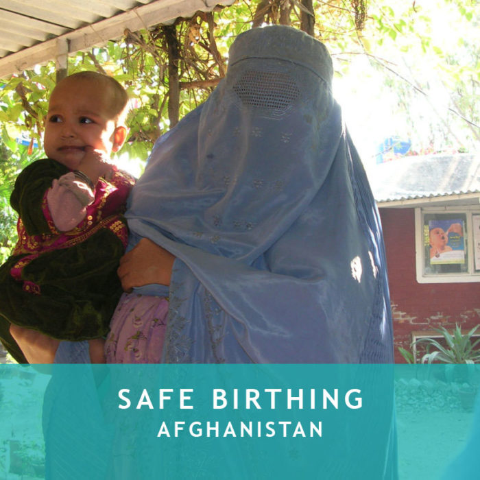 Safe Birthing Afghanistan