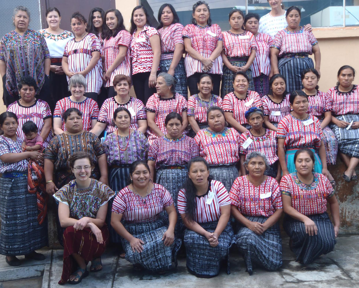 Midwives in Guatemala