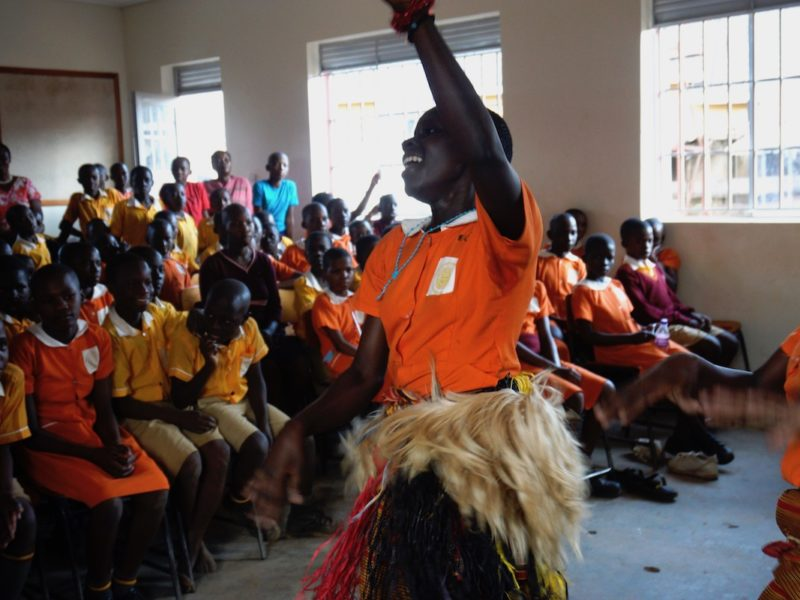 A Musical Journey through Stand Tall and Uganda