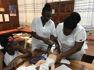 Haiti Healthcare Education at Albert Schweitzer Hospital