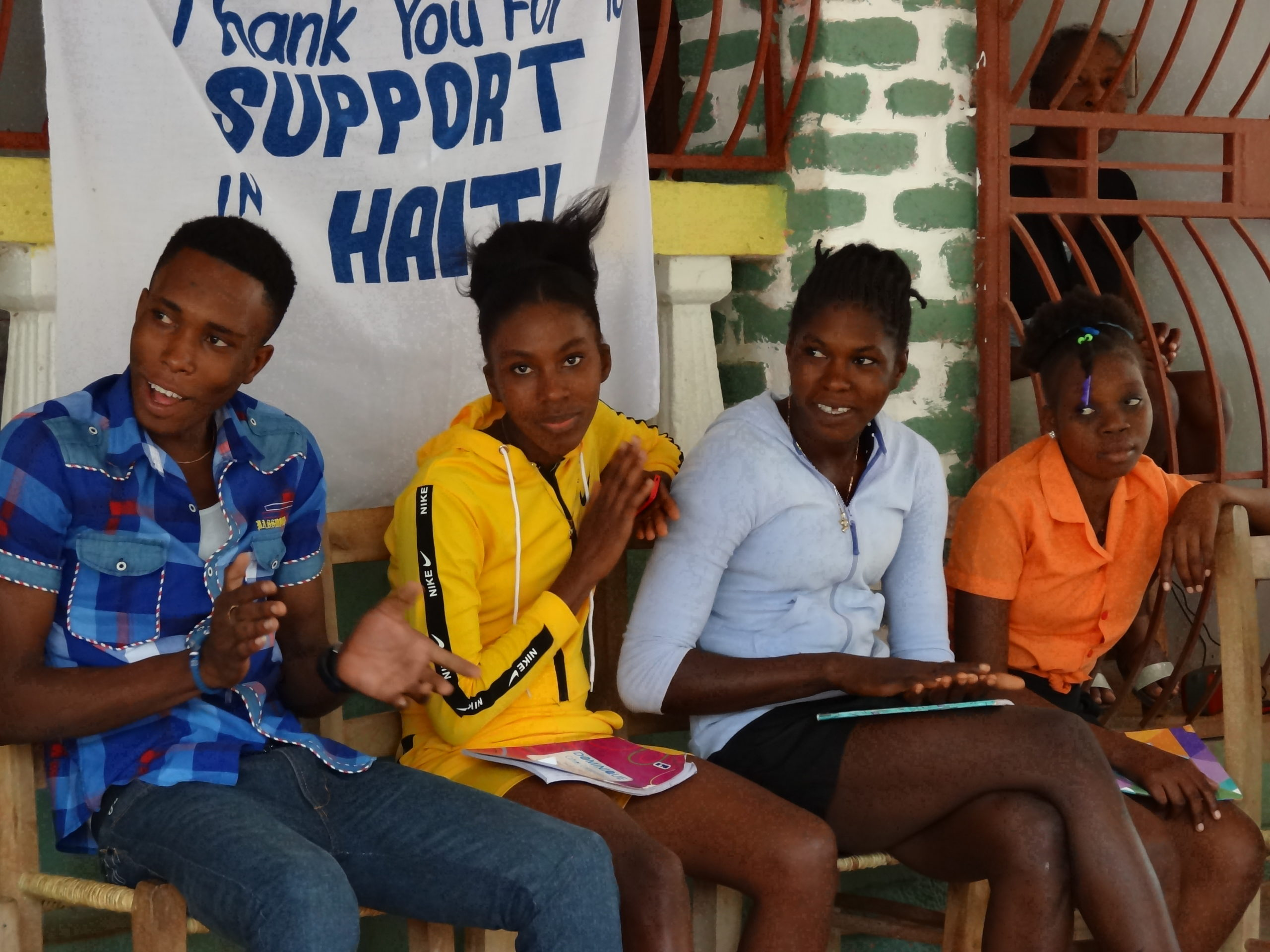 Haiti Children & Youth Project: Youth Retreat & Kids Club 2020